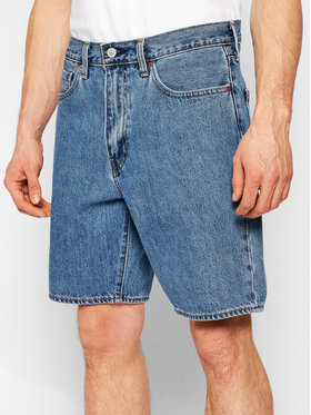 Levi's® Levi's® Jeansshorts 469 39434-0016 Dunkelblau Loose Fit