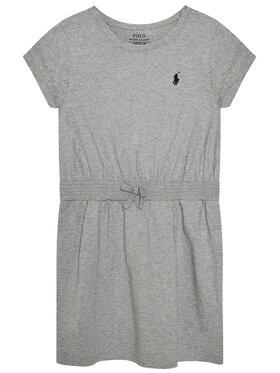 Polo Ralph Lauren Polo Ralph Lauren Ежедневна рокля Play 313837203004 Сив Regular Fit