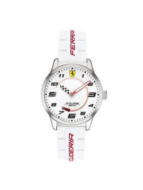 Scuderia Ferrari Scuderia Ferrari Часовник Pitlane 860014 Бял