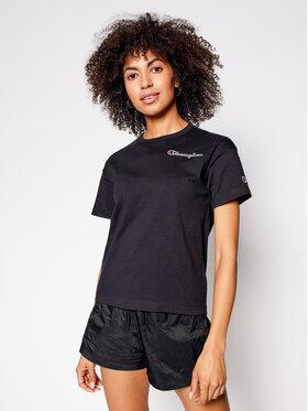 Champion Champion T-Shirt 114167 Černá Custom Fit