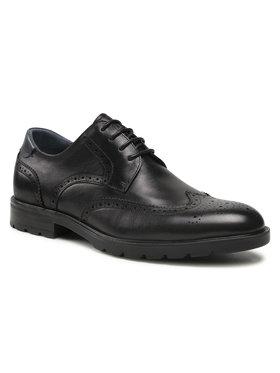 Wittchen Wittchen Κλειστά παπούτσια 92-M-504-1 Μαύρο