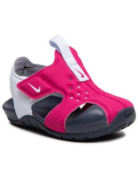 Nike Nike Sandály Sunary Protect 2 (TD) 943827 604 Růžová