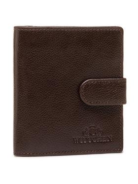 Wittchen Wittchen Veľká pánska peňaženka 21-1-010-44L Hnedá