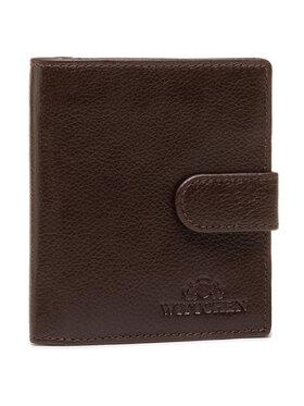 Wittchen Wittchen Velká pánská peněženka 21-1-010-44L Hnědá