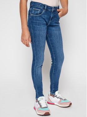 Guess Guess Jeansy J1RA17 D4AK0 Modrá Skinny Fit