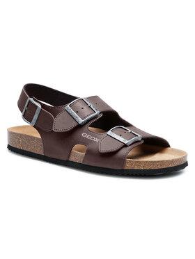 Geox Geox Sandale Sandal Ghita B U029VB 000BC C6009 Maro