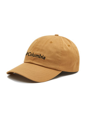 Columbia Columbia Czapka z daszkiem Roc II Hat 1766611 Brązowy