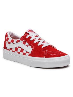 Vans Vans Sneakers aus Stoff Sk8-Low VN0A4UUK4W91 Rot