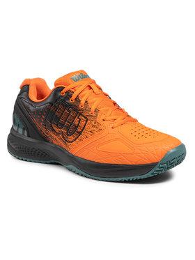 Wilson Wilson Παπούτσια Kaos Comp 2.0 WRS328100 Πορτοκαλί