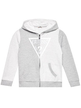 Guess Guess Sweatshirt L1RQ10 KA6R0 Grau Regular Fit