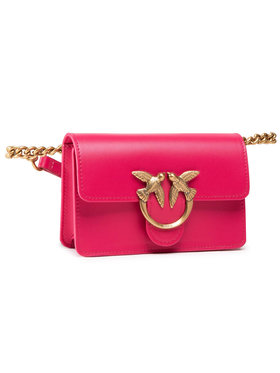 Pinko Pinko Handtasche Love Baby Icon Simply 1 Cl PE 21 PLTT 1P221F Y6XT Rosa