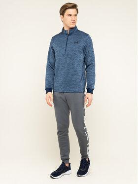 Under Armour Under Armour Technisches Sweatshirt Fleece® ½ Zip 1320745 Dunkelblau Loose Fit