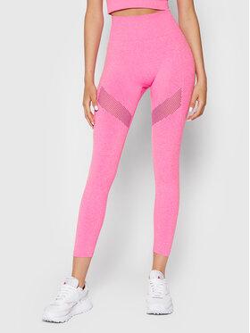 Guess Guess Legginsy Alma O1YA25 ZZ04M Różowy Slim Fit