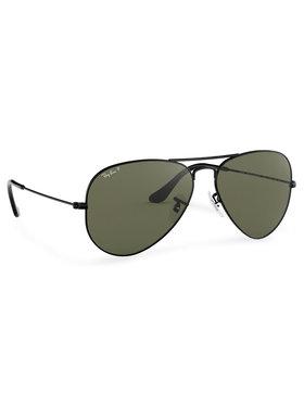Ray-Ban Ray-Ban Слънчеви очила Aviator Large Metal 0RB3025 002/58 Черен