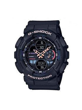 G-Shock G-Shock Ρολόι GMA-S140-1AER Μαύρο