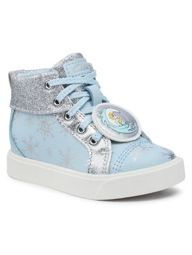 Clarks Clarks Sneakers City Ice T 261518627 Albastru