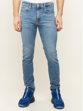 Calvin Klein Jeans Calvin Klein Jeans Τζιν Slim Fit J30J314374 Σκούρο μπλε Slim Taper
