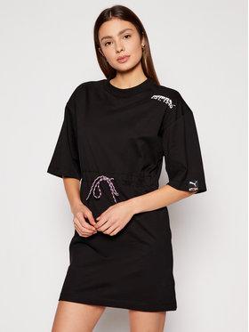 Puma Puma Každodenní šaty International 599704 Černá Regular Fit