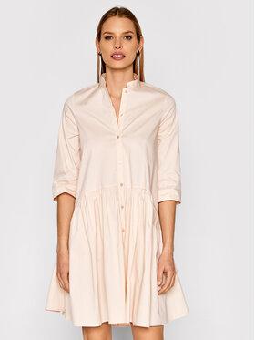 Imperial Imperial Marškinių tipo suknelė AA7PBBE Smėlio Relaxed Fit