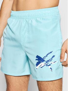 Puma Puma Plavecké šortky Ess+ Summer Graphic 586743 Modrá