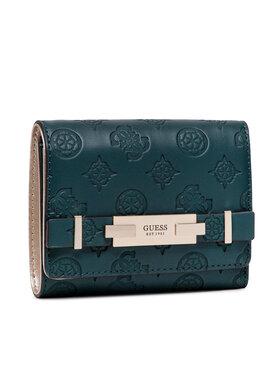 Guess Guess Голям дамски портфейл Bea (VS) Slg SWVS81 32430 Зелен