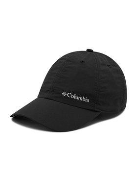 Columbia Columbia Kepurė su snapeliu Tech Shade™ II 1819641 Juoda