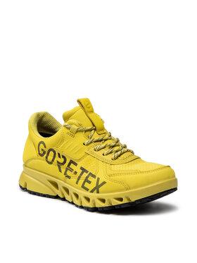 ECCO ECCO Trekingová obuv Multi-Vent W GORE-TEX 88025302285 Žlutá