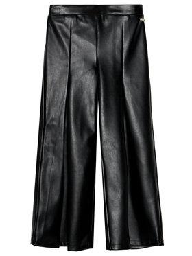 Marciano Guess Marciano Guess Kožené nohavice J0BB11 WDE50 Čierna Regular Fit