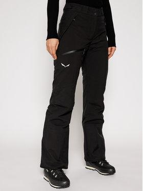Salewa Salewa Lyžařské kalhoty Antelao Beltovo Twr Pnt 28252 Černá Regular Fit