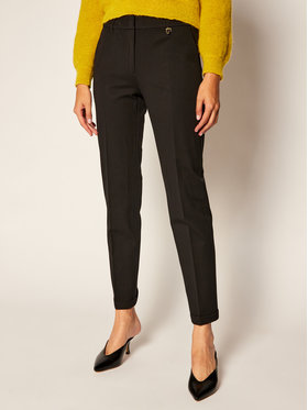 Pennyblack Pennyblack Kalhoty z materiálu Vespro 21340520 Černá Slim Fit