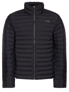 The North Face The North Face Pehelykabát Stretch Down NF0A3Y56JK3 Fekete Slim Fit