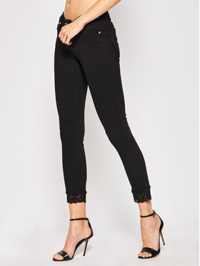 Liu Jo Liu Jo Slim Fit Jeans UA0001 D4188 Schwarz Slim Fit