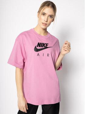 NIKE NIKE Marškinėliai Air CJ3105 Loose Fit