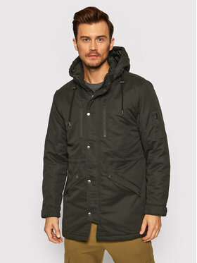 Only & Sons Only & Sons Parka Klaus Winter 22019700 Πράσινο Regular Fit