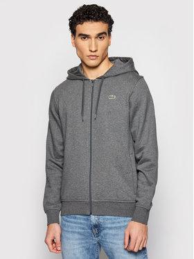 Lacoste Lacoste Džemperis SH1551 Pilka Regular Fit