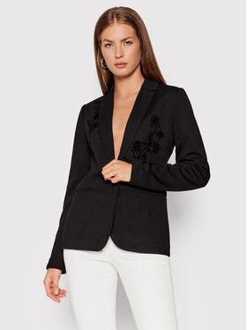 Desigual Desigual Blazer Paris 21WWEW35 Negru Slim Fit