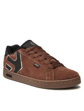 Etnies Etnies Sneakersy Fader 4101000203 Hnedá