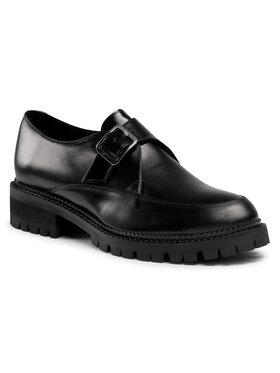 Eva Minge Eva Minge Oxford cipők EM-21-09-001168 Fekete