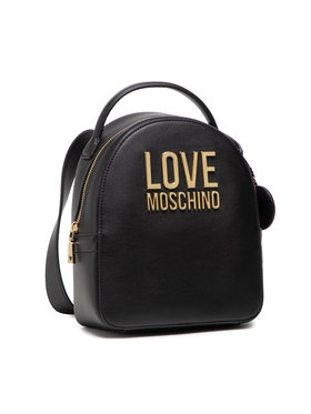 LOVE MOSCHINO LOVE MOSCHINO Plecak JC4101PP1DLJ000A Czarny