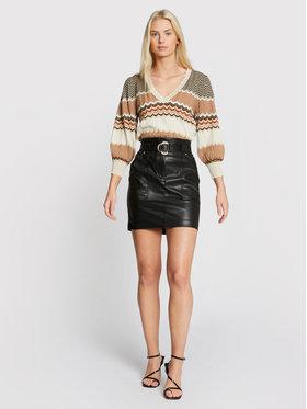 Morgan Morgan Sweater 211-MCLARA Bézs Regular Fit