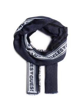 Guess Guess Πασμίνα Not Coordinated Scarves AM8658 VIS03 Σκούρο μπλε