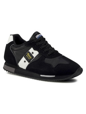 Blauer Blauer Sneakersy F0DASH02/NYL S Czarny
