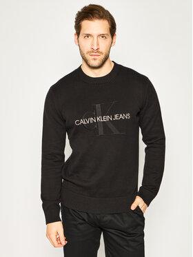 Calvin Klein Jeans Calvin Klein Jeans Megztinis Monogram Jumper J30J314929 Regular Fit