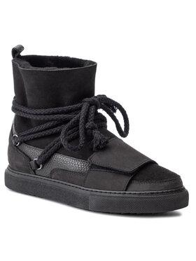 Inuikii Inuikii Batai Sneaker 50202-50 Juoda