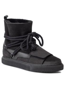 Inuikii Inuikii Обувки Sneaker 50202-50 Черен