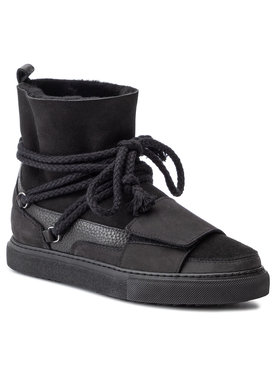 Inuikii Inuikii Topánky Sneaker 50202-50 Čierna