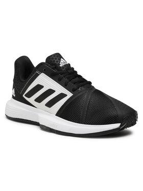 adidas adidas Topánky CourtJam Bounce M Clay FX1497 Čierna