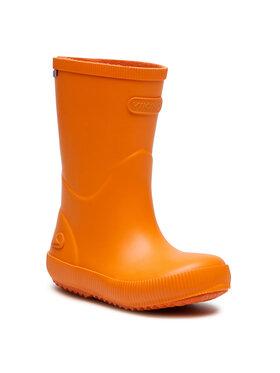 Viking Viking Kalosze Classic Indie 1-13205-7231 Pomarańczowy