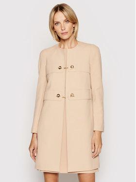 Rinascimento Rinascimento Átmeneti kabát CFC0102462003 Rózsaszín Regular Fit