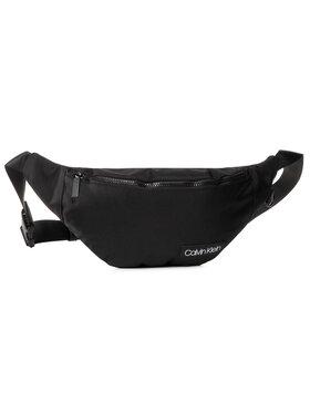 Calvin Klein Calvin Klein Rankinė ant juosmens Ultimate Nylon Waistbag K50K505804 Juoda
